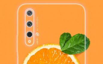 Honor 20S getting an orange version on November 1