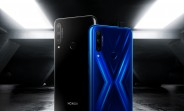 Honor 9X is going international with 48MP rear and pop-up selfie cameras