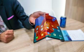 Huawei Mate X sales begin in late October
