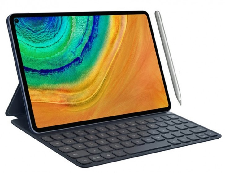 Huawei might be working on iPad Pro-style tablet