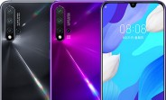 Huawei nova 6 will have a 5G model