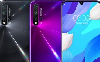 Huawei nova 6 will have a 5G model