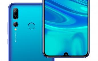 Huawei P Smart 2020 certified by Chinese TENAA revealing triple cameras