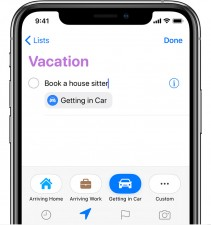 iOS 13 Reminders new features overview