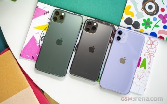 Report: iPhone 11 production ramped up by 10%