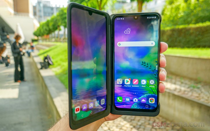 LG G8X ThinQ lands in the US on November 1 along with the Dual Screen accessory
