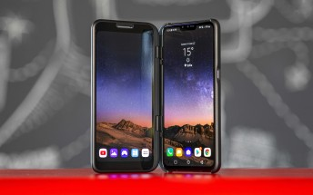 LG V50 ThinQ 5G with LG Dual Screen hands-on
