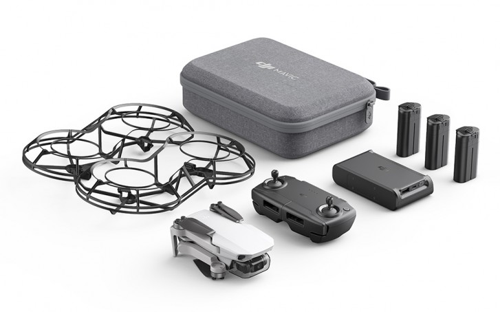 DJI launches Mavic Mini, the company's smallest and lightest drone yet