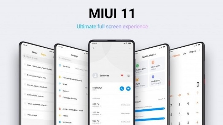 Xiaomi starts recruiting MIUI 11 Global Stable beta testers for eight smartphones