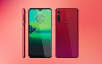 Motorola Moto G8 Play renders surface