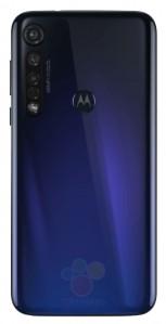 Alleged renders of Moto G8 Plus