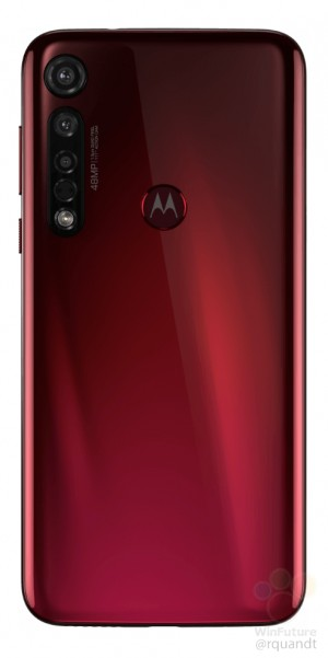 Alleged Moto G8 Plus shows up in leaked renders with 4,000 mAh battery and 25MP selfie cam