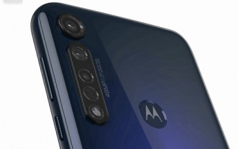 Moto G8 Plus shows up in leaked renders with 4,000 mAh battery and 25MP selfie cam