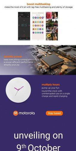 Moto One Macro posters