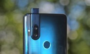 Motorola's first phone with a pop-up selfie and  64MP main cams surfaces