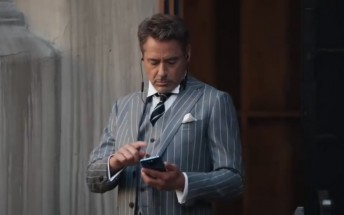 Here's a Chinese OnePlus 7T ad starring Robert Downey Jr