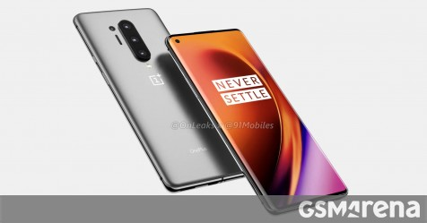 OnePlus 8 and 8 Pro detailed specs surface: Snapdragon 865 and 30W charging in tow