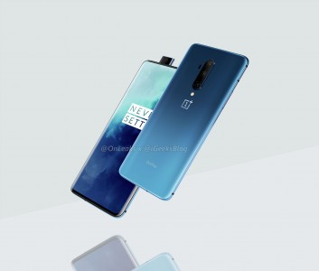 OnePlus 7T Pro: no major external changes are expected...