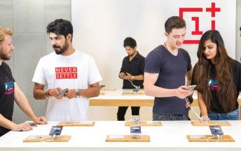 OnePlus opens a new experience store in India