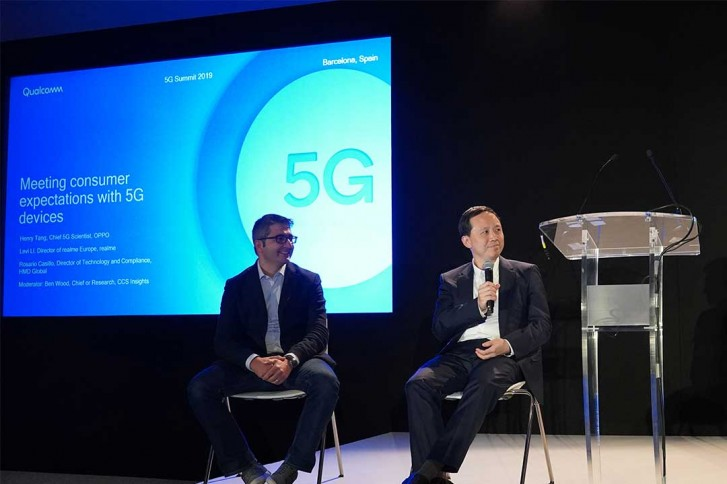 Oppo to launch Qualcomm powered dual-mode 5G phone before the end of 2019
