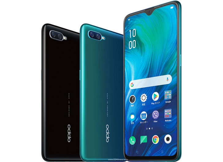 Oppo Launches Reno Ace With VOOC 4.0 Fast Charge