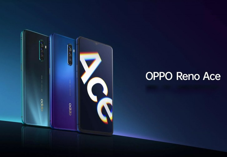 OPPO Reno Ace with 65W SuperVOOC tech, 12GB RAM launched in China