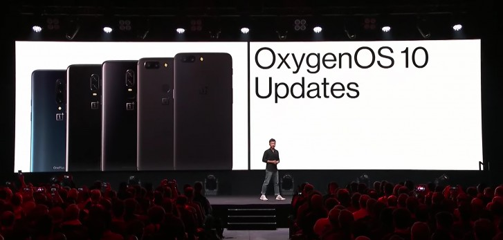 OnePlus will update the all devices after the <a href=