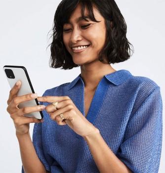 Pixel 4 Face Unlock ads