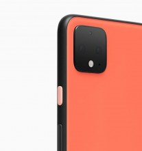 Pixel 4 in Oh So Orange (limited edition)