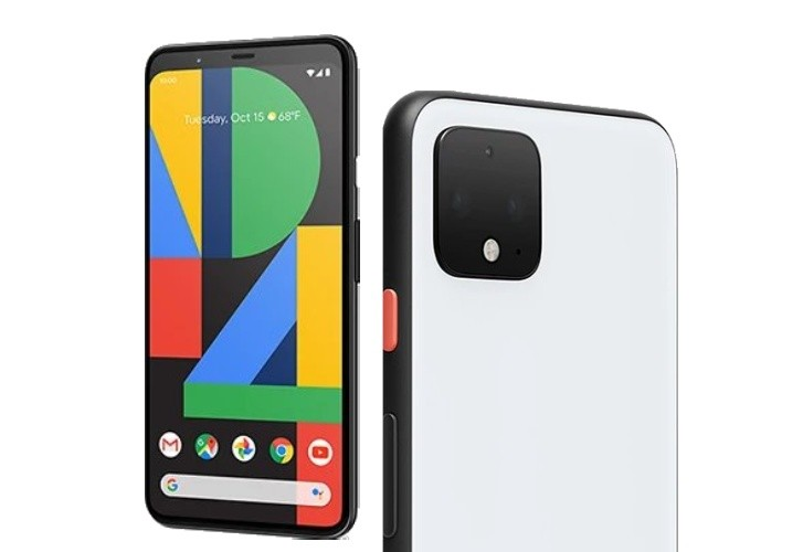 New Pixel 4 render shows out the Panda colorway, AT&T rumored to offer it on launch