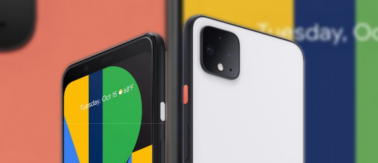 Image result for google pixel 4 and 4 xl