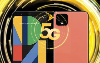 Google is reportedly working on a 5G Pixel
