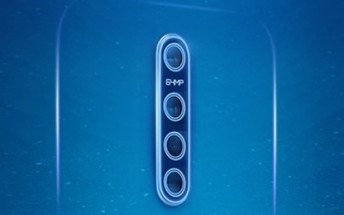 Realme X2 Pro will feature a centered 64MP quad camera setup
