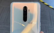 Realme X2 Pro appears in a hands-on video