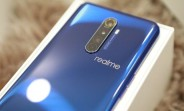 Realme X2 Pro live shots appear online, officially to have 50W fast charging