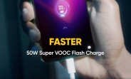 Realme X2 Pro will actually come with 50W SuperVOOC charging