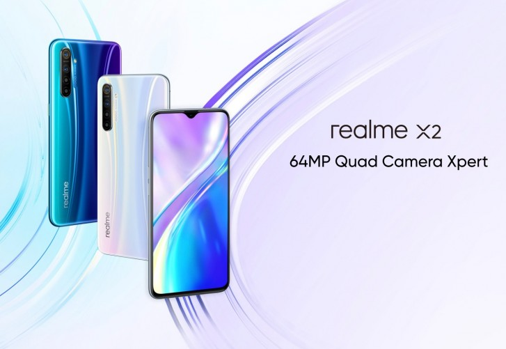 Realme X2 Pro, X2 and 5 Pro land in Europe