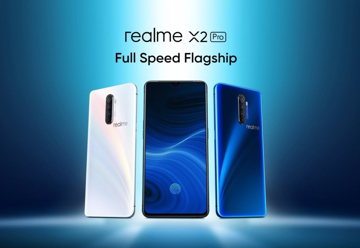 Realme's X2 Pro has a 90Hz screen and Snapdragon 855 Plus for under $400