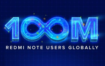 Xiaomi has already sold more than 100 million Redmi Note devices