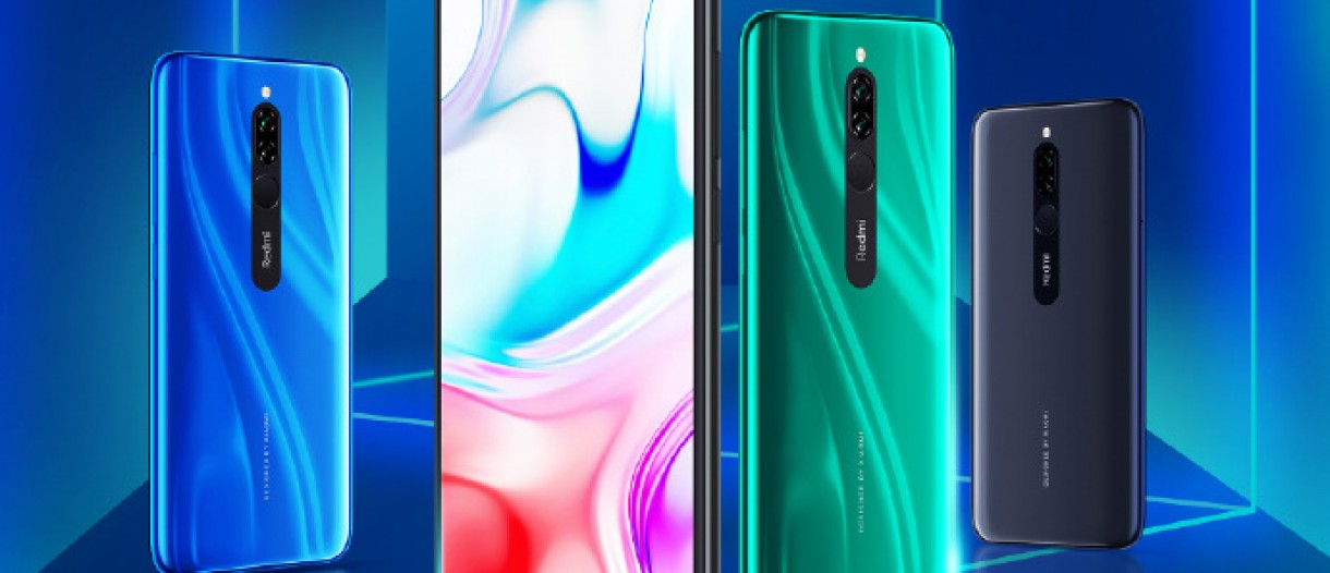 Redmi 8 and 8A launched in China with sub $100 starting price ...