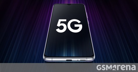 5G officially arrives in China - GSMArena.com news - GSMArena.com thumbnail