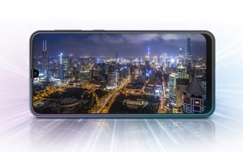 Samsung Galaxy M30s arrives in Europe