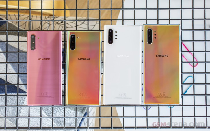 Samsung Galaxy Note10 Lite is real