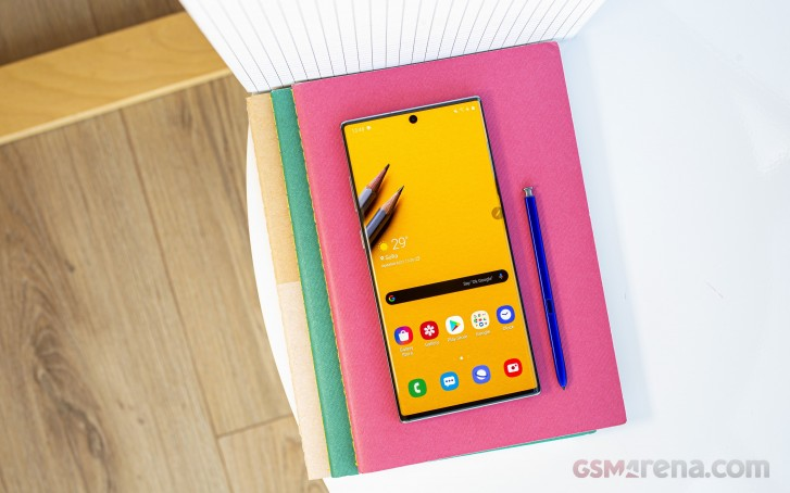 The all rounder - why the Galaxy Note10+ is the flagship to beat right now