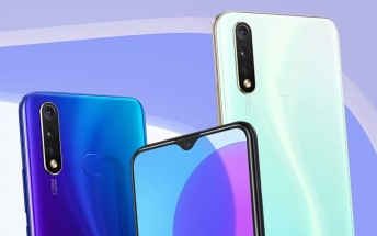 vivo U3 goes official with Snapdragon 675 SoC, triple cameras, and a 5,000 mAh battery