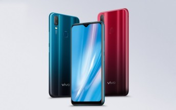 vivo Y11 (2019) unveiled with 6.35-inch display, Snapdragon 439 and 5,000 mAh battery