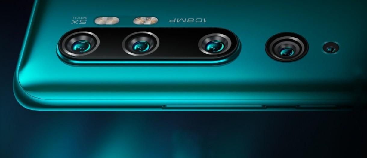 Камеры Xiaomi Mi CC9 Pro