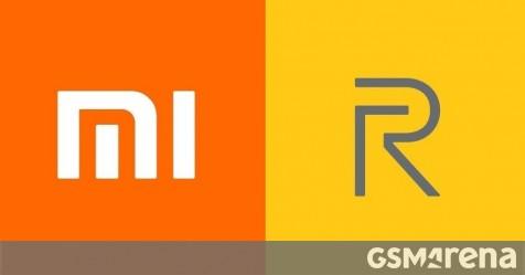 Xiaomi and Realme sold over 6 million smartphones in India this week - GSMArena.com news - GSMArena.com thumbnail