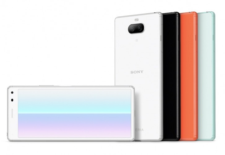 Sony Xperia 8 launched with Snapdragon 630 and 12MP dual cameras