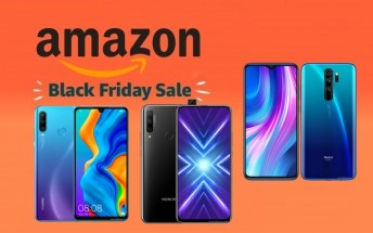 Black Friday: Huawei, Honor and Xiaomi deals in German online stores